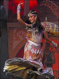 Aishwarya Rai Bachchan won best actress of the decade
