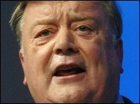 Ken Clarke MP, shadow Business Secretary
