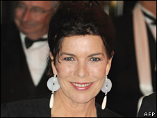 Princess Caroline of Monaco. File photo