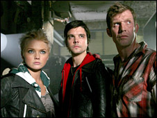 Primeval cast members