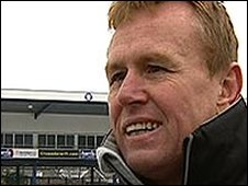 Celtic Crusaders assistant coach Kevin Ellis