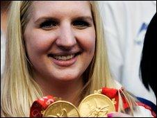 Olympian Rebecca Adlington