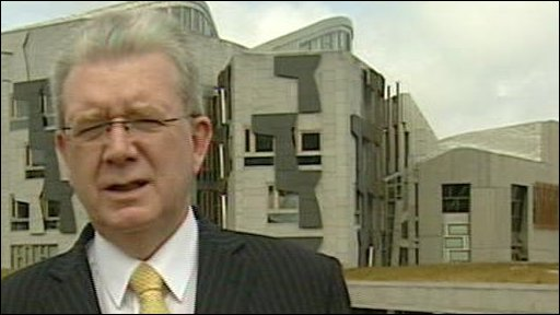 SNP's Mike Russell