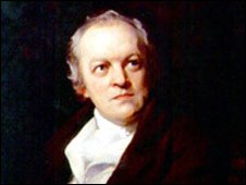 William Blake portrait