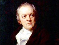 William Blake portrait