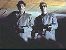 Still from The Ipcress File
