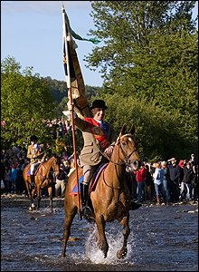 Selkirk Common Riding - Pictures by Dougie Johnston