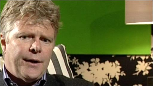 Virgin Media chief executive Neil Berkett