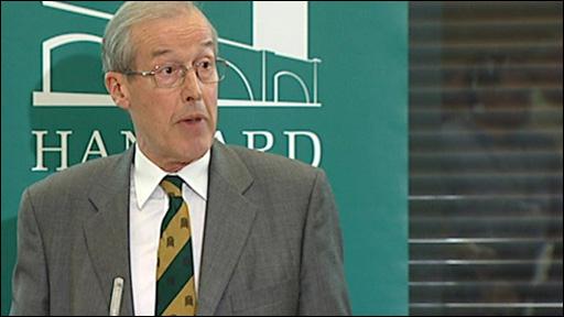 Sir Alan Haselhurst