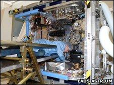 IOV satellite (EADS Astrium)