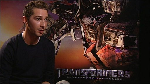 shia labeouf transformers 1. Shia LaBeouf talks