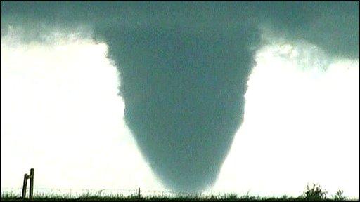 Tornado in Colorado