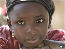 Girl in Nigeria