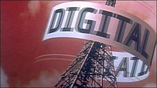 Digital Britain graphic