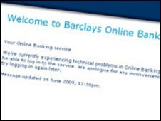 Barclays online