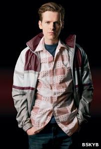 Shaun Evans (Jimmy Jackson)
