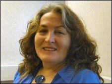 Helen Pegg, head teacher