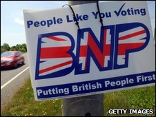 BNP poster