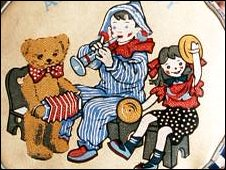 Andy Pandy, Teddy and Looby Loo