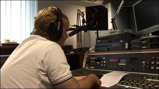 presenter Adam Walton