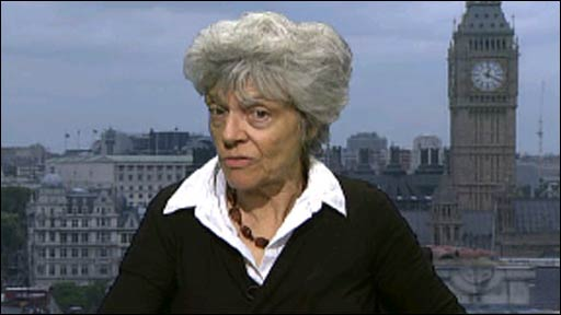 Jean Seaton, director of the Orwell prize