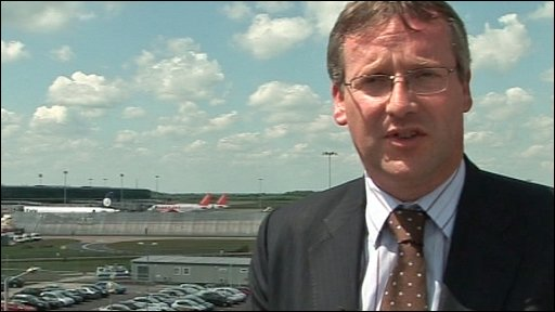 Andy Jefferson, Head of Environment Stansted Airport