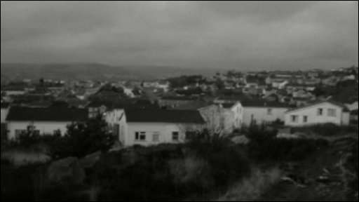 Black and White: Bonymaen
