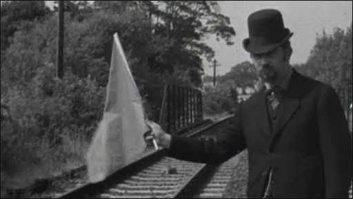 Opening of Bluebell Railway