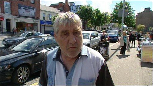 South Belfast resident