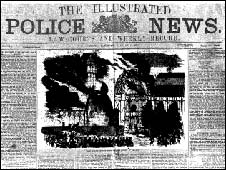 Page from the Illustrated Police News