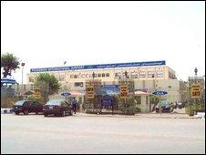 Peshawar airport
