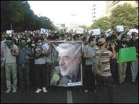 متظاهر (من الارشيف)