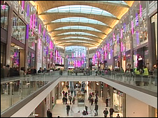 Highcross centre