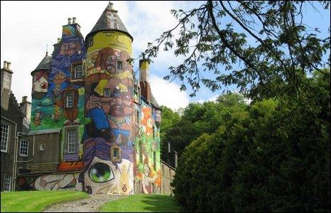 Kelburn Castle, Ayrshire