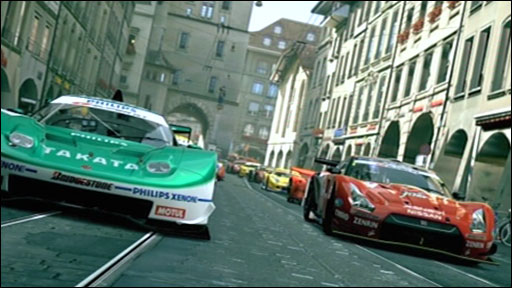 Cars in game