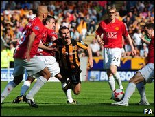 Hull City v Man Utd