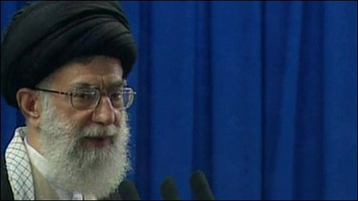 Iran&amp;apos;s Supreme Leader, Ayatollah Ali Khamenei
