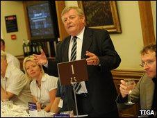 Bill Olner MP
