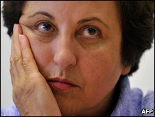 Shirin Ebadi, photo 19 June, 2009
