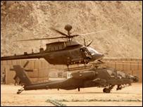 طائرات أمريكية في أفغانستان