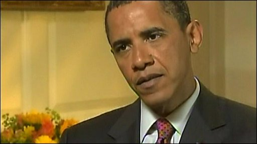 President Obama, picture courtesy CBS News