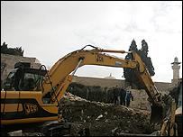 حفريات في القدس