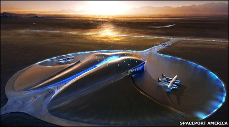 Spaceport America
