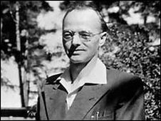 Klaus Fuchs was jailed for his spying