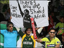 Pakistan fans had much to cheer