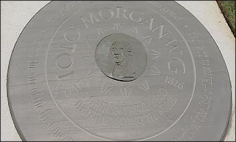 Cofeb i Iolo Morganwg