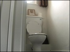 The Bishop of Coventry's twinned toilet