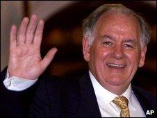 Former Speaker Michael Martin