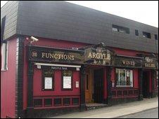 Argyle Bar, Derry