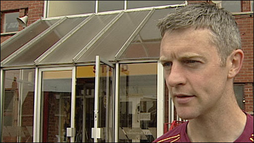 Motherwell captain Stephen Craigan
